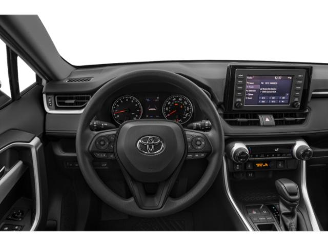 2021 Toyota RAV4 Base Price Adventure AWD Pricing driver's dashboard