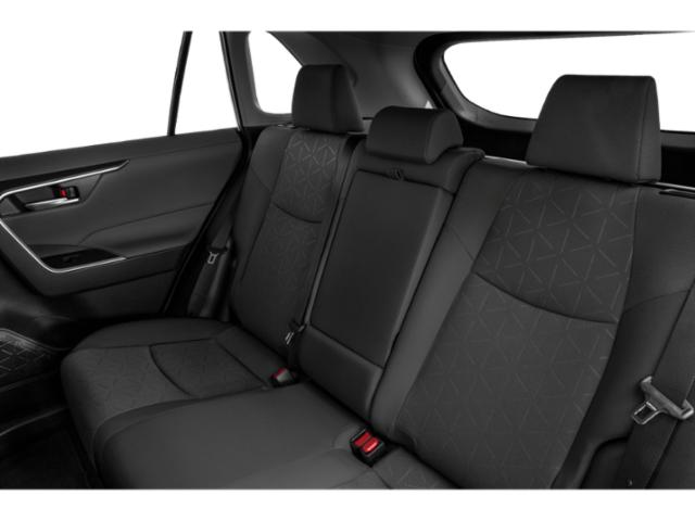 2021 Toyota RAV4 Base Price Adventure AWD Pricing backseat interior