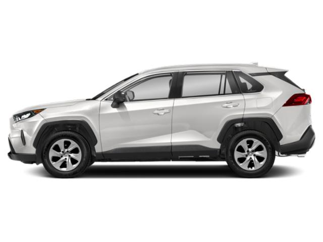 2021 Toyota RAV4 Base Price Adventure AWD Pricing side view
