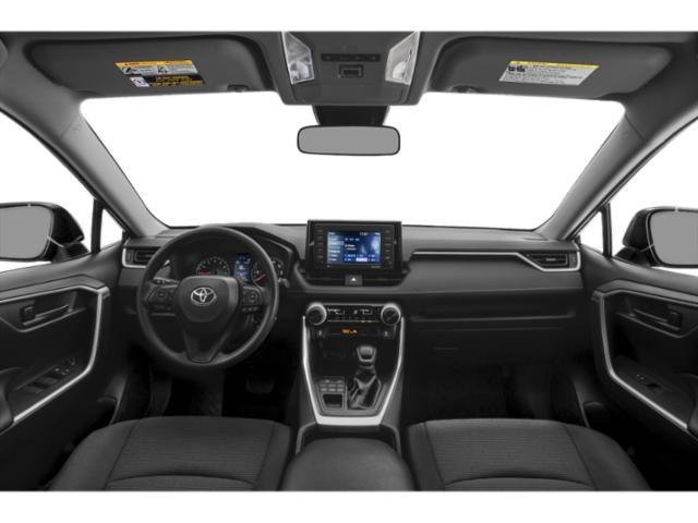 2021 Toyota RAV4 Base Price Adventure AWD Pricing full dashboard
