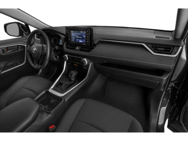 2021 Toyota RAV4 Base Price Adventure AWD Pricing passenger's dashboard