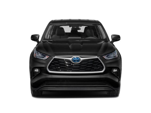 2021 Toyota Highlander Base Price Hybrid Platinum FWD Pricing front view