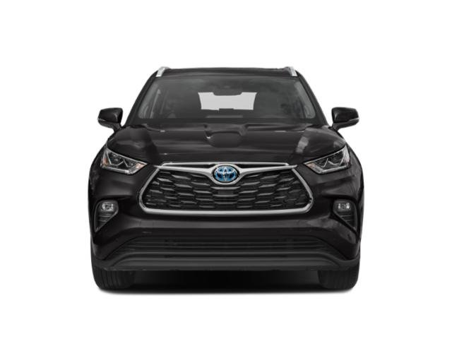 2021 Toyota Highlander Base Price Hybrid LE AWD Pricing front view