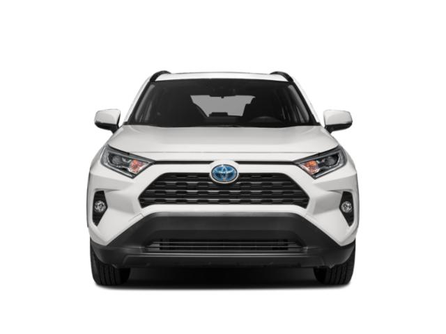 2021 Toyota RAV4 Base Price Hybrid LE AWD Pricing front view
