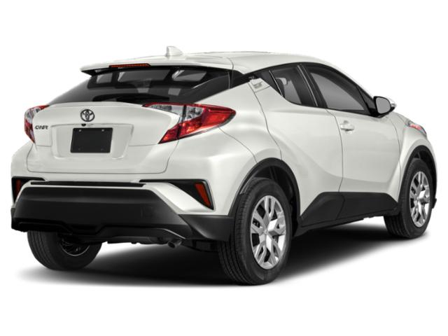 2021 Toyota C-HR Base Price LE FWD Pricing side rear view