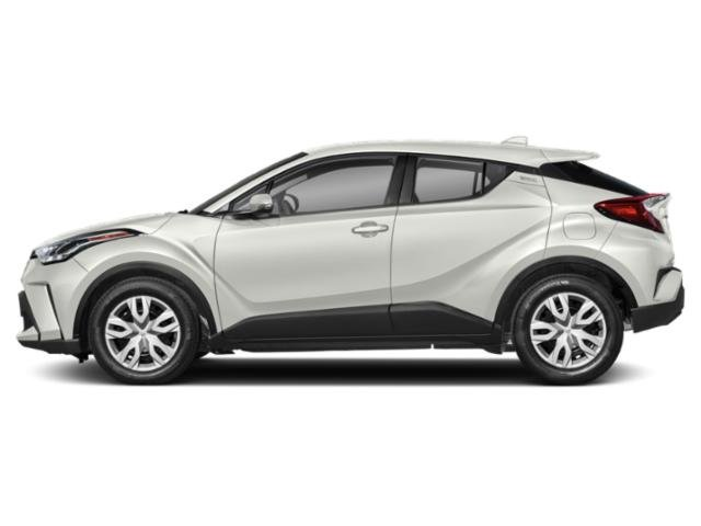 2021 Toyota C-HR Base Price LE FWD Pricing side view