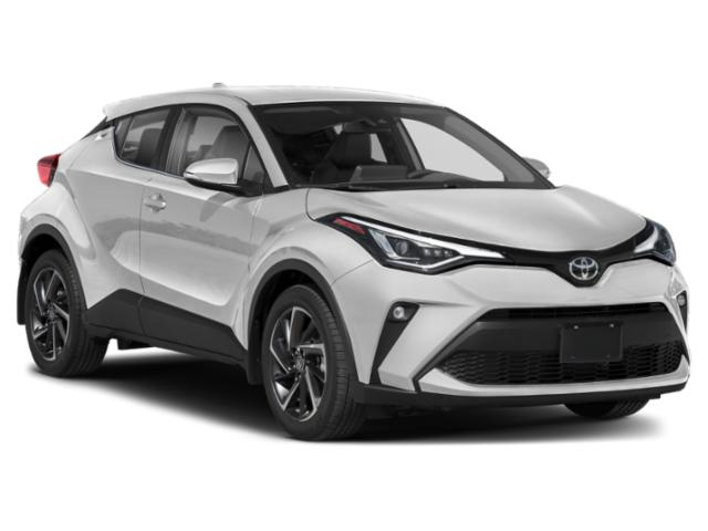2021 Toyota C-HR Base Price LE FWD Pricing side front view