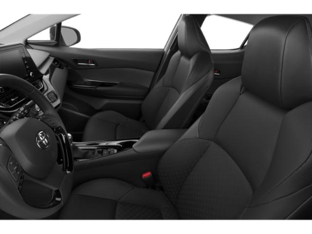 2021 Toyota C-HR Base Price LE FWD Pricing front seat interior