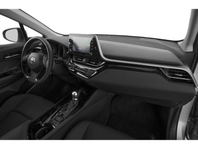 2021 Toyota C-HR Base Price LE FWD Pricing passenger's dashboard