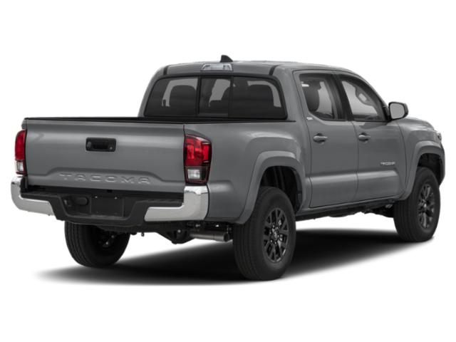 2021 Toyota Tacoma 4WD Base Price Limited Double Cab 5' Bed V6 AT Pricing side rear view