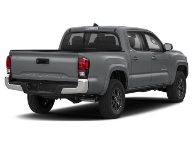 2021 Toyota Tacoma 2WD Base Price Limited Double Cab 5' Bed V6 AT Pricing side rear view