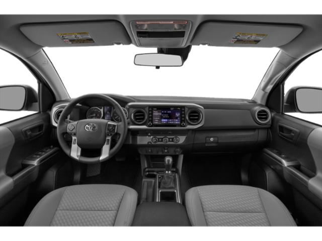2021 Toyota Tacoma 4WD Base Price Limited Double Cab 5' Bed V6 AT Pricing full dashboard