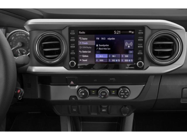 2021 Toyota Tacoma 2WD Base Price Limited Double Cab 5' Bed V6 AT Pricing stereo system