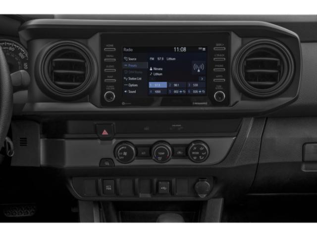 2021 Toyota Tacoma 4WD Base Price Limited Double Cab 5' Bed V6 AT Pricing stereo system
