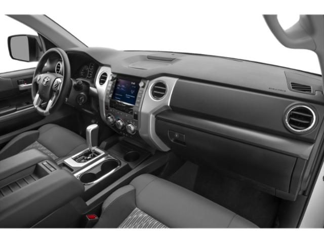 2021 Toyota Tundra 4WD Base Price 1794 Edition CrewMax 5.5' Bed 5.7L Pricing passenger's dashboard