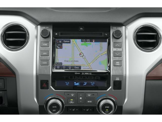 2021 Toyota Tundra 4WD Base Price 1794 Edition CrewMax 5.5' Bed 5.7L Pricing navigation system