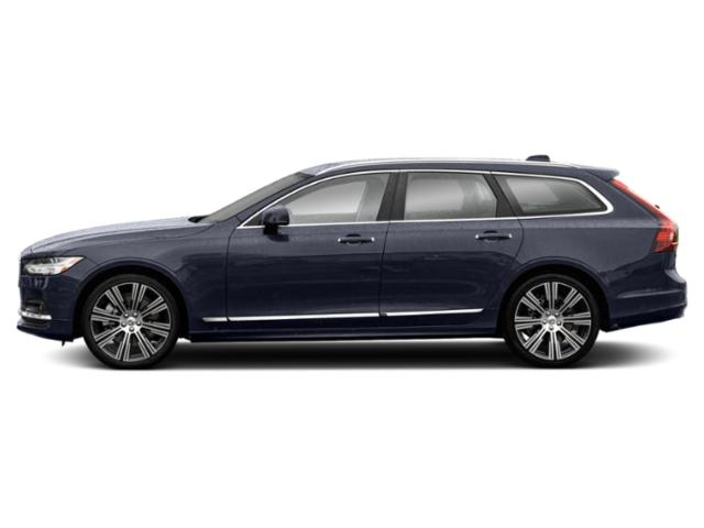 2021 Volvo V90 Base Price T5 FWD Inscription Pricing side view