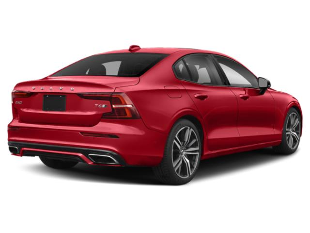 2021 Volvo S60 Base Price T5 AWD Inscription Pricing side rear view