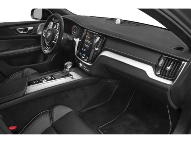 2021 Volvo S60 Base Price T5 AWD Inscription Pricing passenger's dashboard