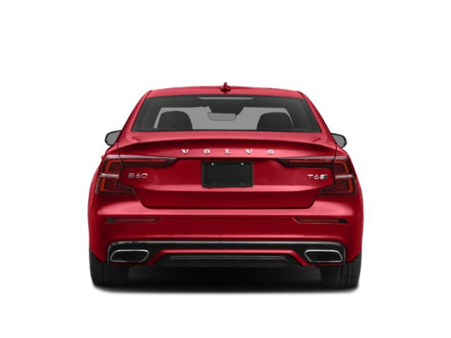 2021 Volvo S60 Base Price T5 AWD Inscription Pricing rear view