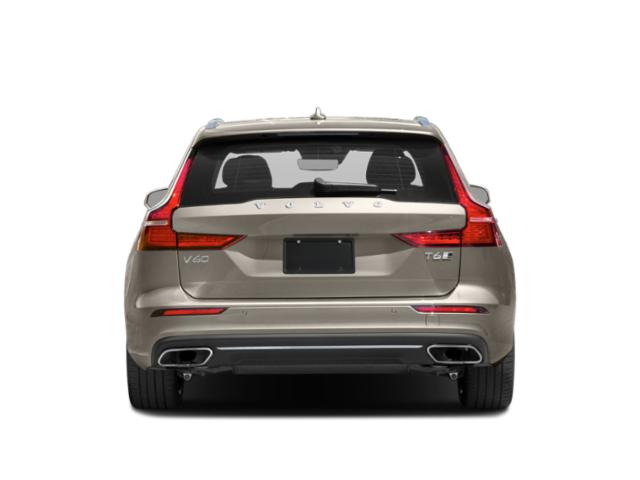 2021 Volvo V60 Base Price T5 FWD Momentum Pricing rear view