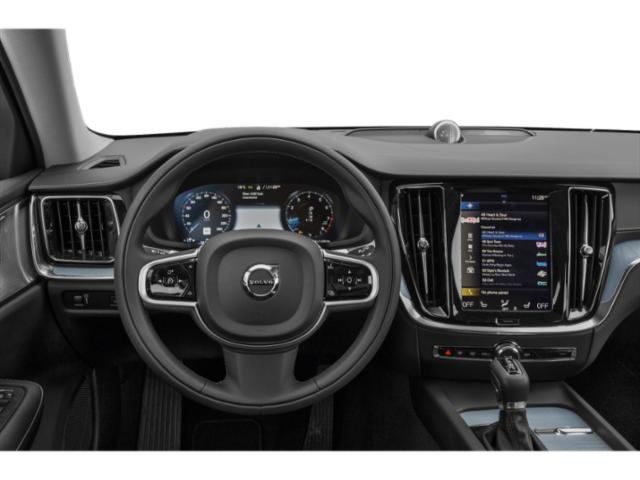 2021 Volvo V60 Pictures V60 T5 FWD Momentum photos driver's dashboard