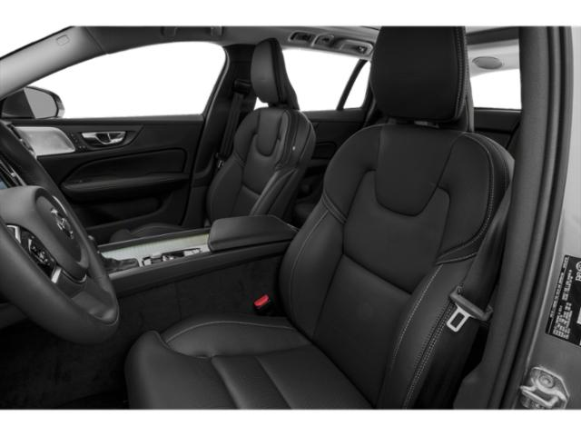 2021 Volvo V60 Base Price T5 FWD Momentum Pricing front seat interior