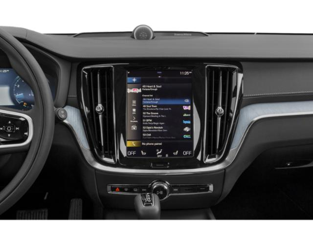 2021 Volvo V60 Base Price T5 FWD Momentum Pricing stereo system