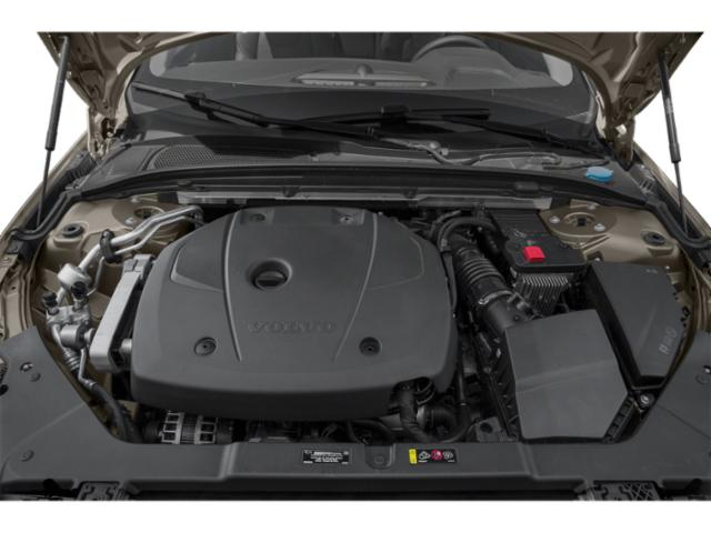 2021 Volvo V60 Pictures V60 T5 FWD Momentum photos engine