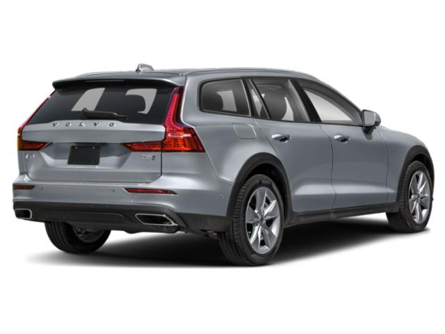 2021 Volvo V60 Cross Country Base Price T5 AWD Pricing side rear view