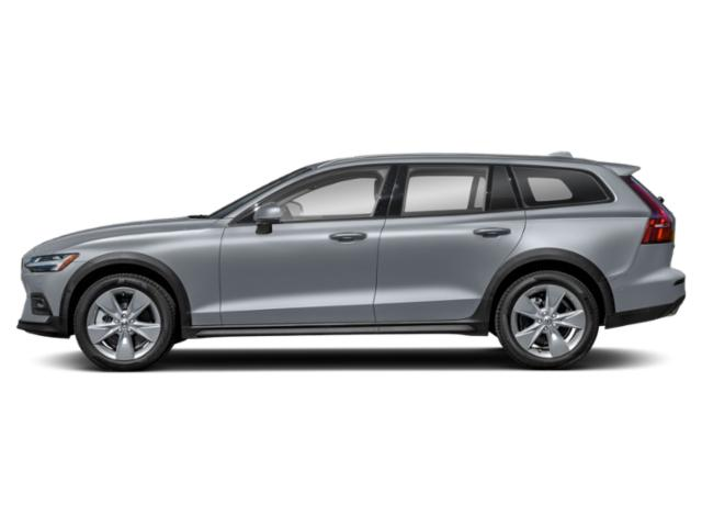 2021 Volvo V60 Cross Country Base Price T5 AWD Pricing side view