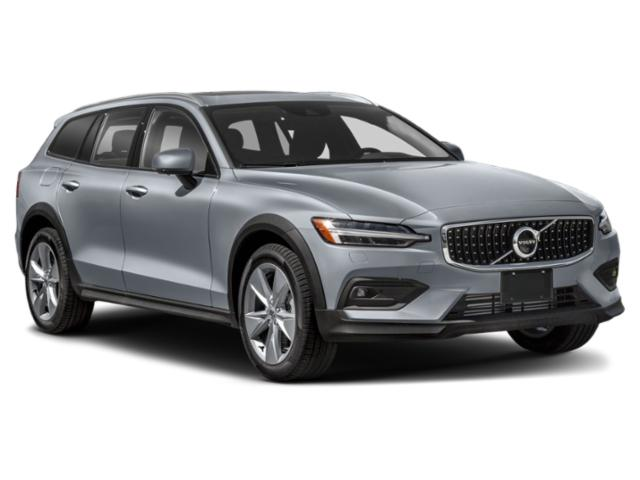 2021 Volvo V60 Cross Country Base Price T5 AWD Pricing side front view