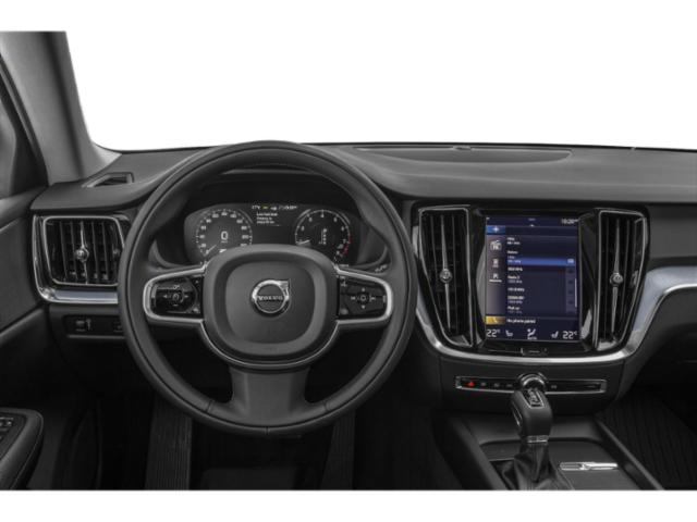 2021 Volvo V60 Cross Country Base Price T5 AWD Pricing driver's dashboard