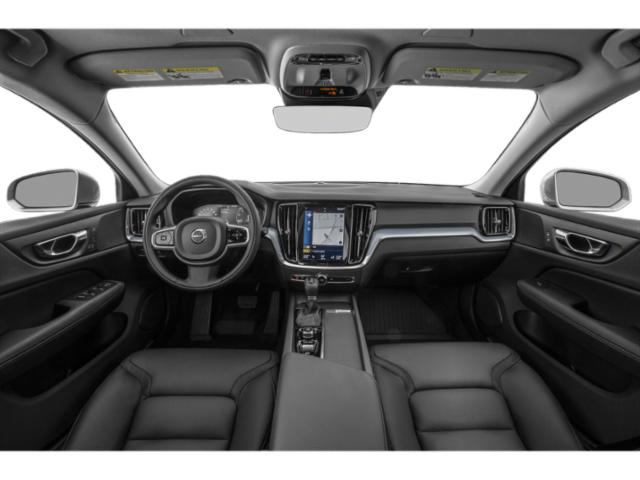 2021 Volvo V60 Cross Country Base Price T5 AWD Pricing full dashboard