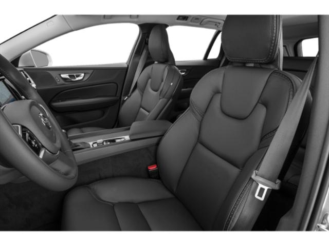 2021 Volvo V60 Cross Country Base Price T5 AWD Pricing front seat interior