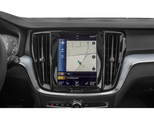 2021 Volvo V60 Cross Country Base Price T5 AWD Pricing stereo system