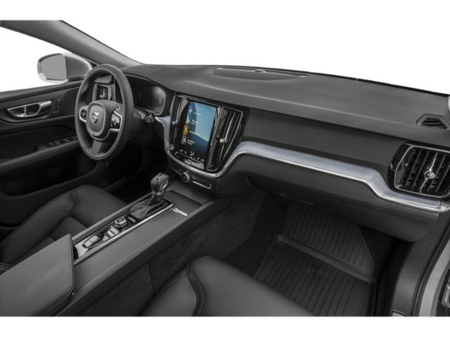 2021 Volvo V60 Cross Country Base Price T5 AWD Pricing passenger's dashboard