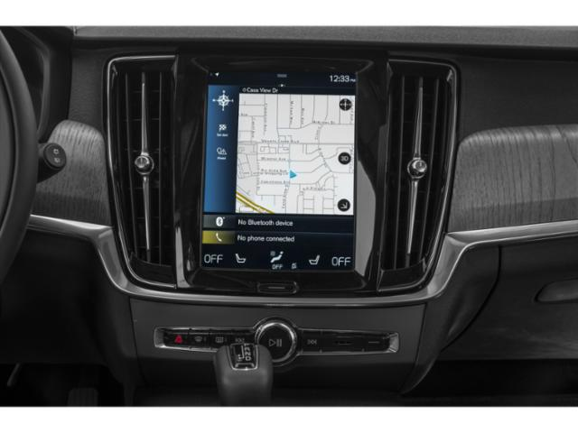 2021 Volvo V90 Cross Country Base Price T6 AWD Pricing stereo system