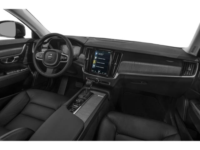 2021 Volvo V90 Cross Country Base Price T6 AWD Pricing passenger's dashboard