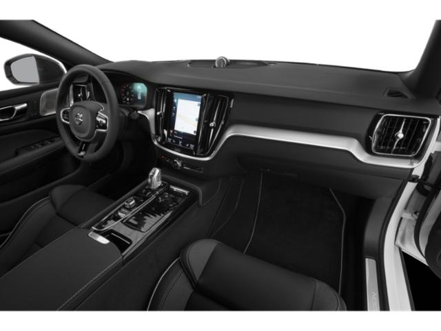 2021 Volvo S60 Base Price Recharge T8 eAWD PHEV Inscription Pricing passenger's dashboard