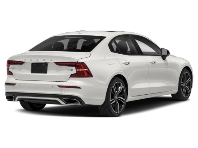 2021 Volvo S60 Base Price Recharge T8 eAWD PHEV Inscription Pricing side rear view