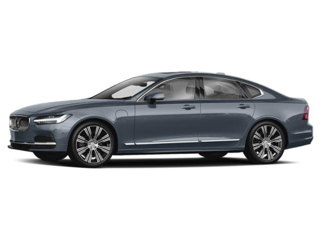 2021 Volvo S90 Base Price Recharge T8 eAWD PHEV R-Design Pricing side front view