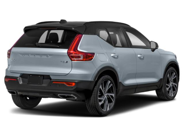 2021 Volvo XC40 Base Price T4 FWD Inscription Pricing side rear view