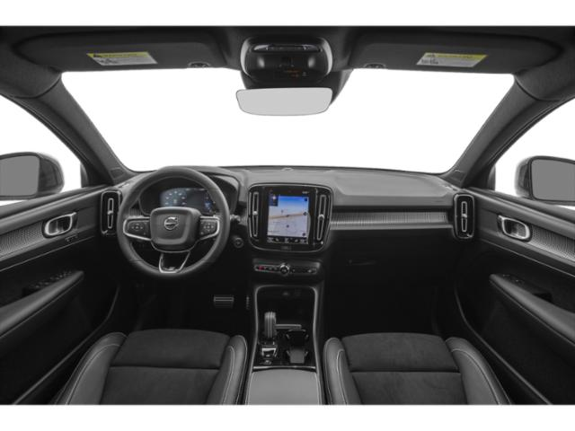 2021 Volvo XC40 Base Price T4 FWD Inscription Pricing full dashboard