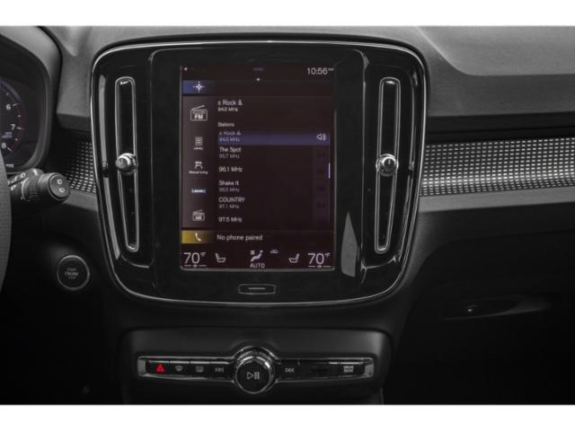 2021 Volvo XC40 Base Price T4 FWD Inscription Pricing stereo system