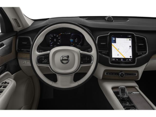 2021 Volvo XC90 Base Price Recharge T8 eAWD PHEV Inscription 6P Pricing driver's dashboard
