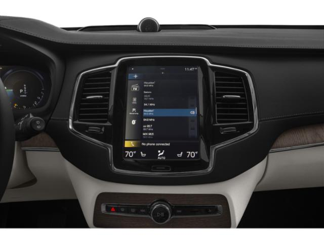 2021 Volvo XC90 Base Price Recharge T8 eAWD PHEV Inscription 6P Pricing stereo system