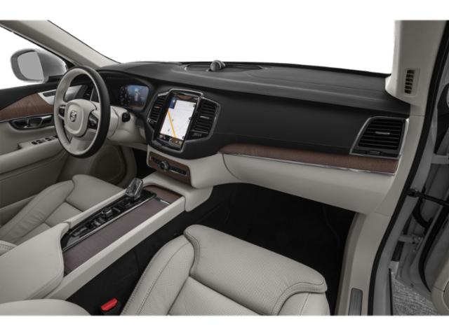 2021 Volvo XC90 Base Price Recharge T8 eAWD PHEV Inscription 6P Pricing passenger's dashboard