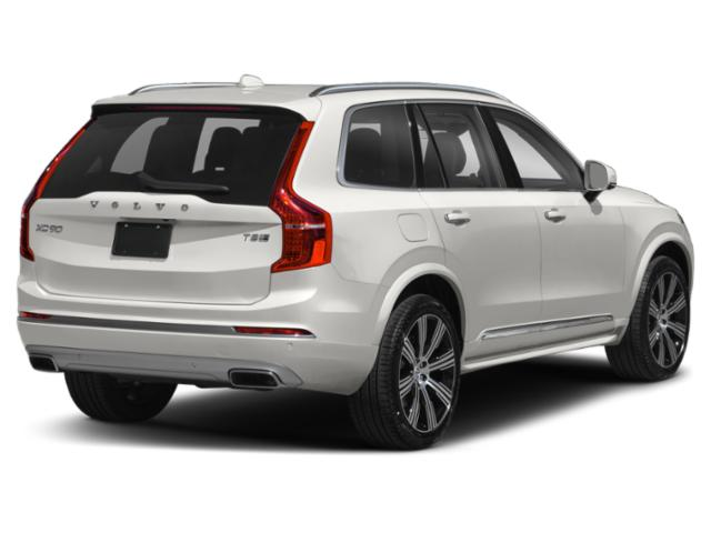 2021 Volvo XC90 Base Price Recharge T8 eAWD PHEV Inscription Expression 7P Pricing side rear view
