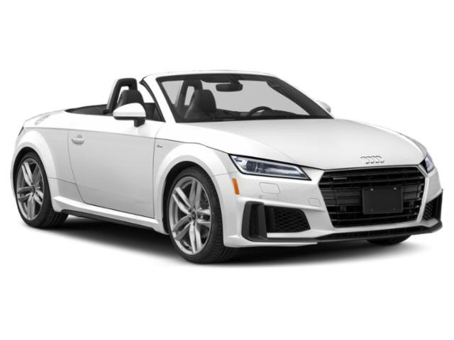 2022 Audi TT Roadster Base Price 45 TFSI quattro Pricing side front view